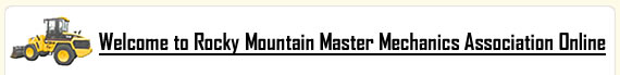 Welcome to Rocky Mountain Master Mechanics Association